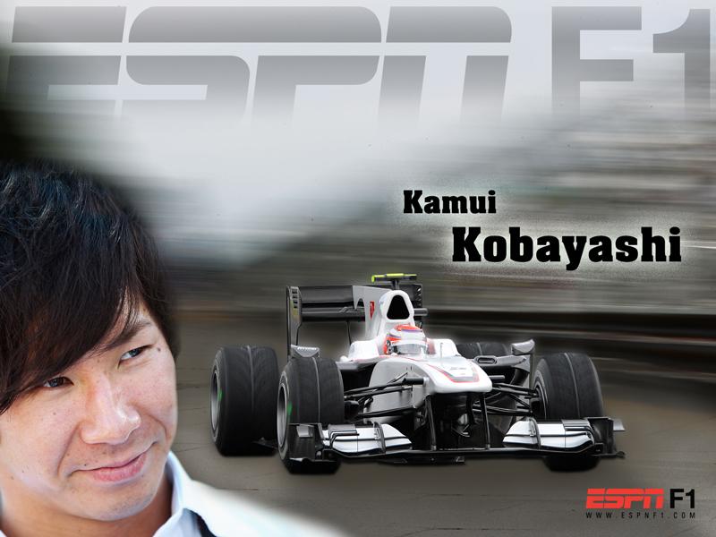 Kamui Kobayashi 2010