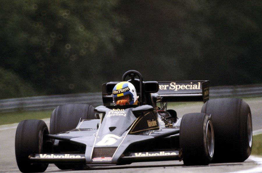 グンナー・ニルソン | Formula 1 画像 | ESPN F1