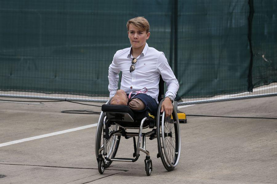 Billy Monger | Formula 1 photos | ESPN.co.uk