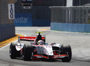 Pastor Maldonado on his way to victory, GP2 feature race, European Grand Prix, Valencia, June 26, 2010