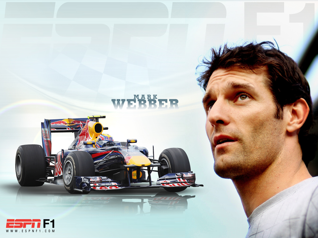 Mark Webber 2010