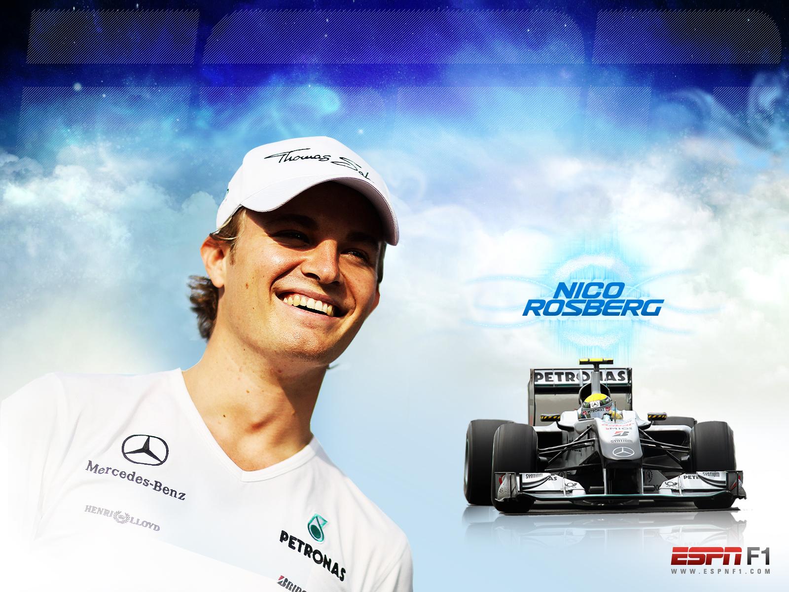 Nico Rosberg 2010