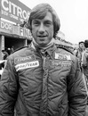 Guy Edwards drove for Hesketh in 1976