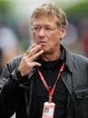 F1 circuit designer Hermann Tilke