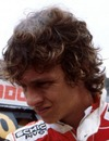Jan Lammers of Theodore at the 1982 Dutch Grand Prix.