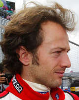 Cristiano Da Matta of Toyota at the 2004 British Grand Prix
