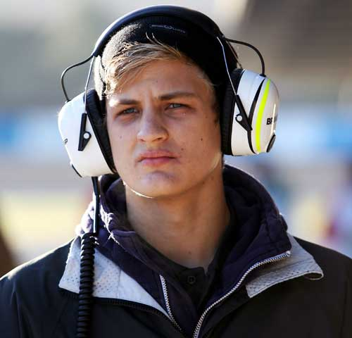 Marcus Ericsson will get his chance to test for Mercedes this week