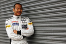 Sakon Yamamoto replaces Bruno Senna in the HRT team for Silverstone