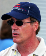 L'ancien pilote de F1 Danny Sullivan