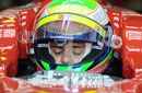 Felipe Massa prepares to hit the Hungaroring for the first time since his accident