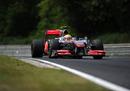 Lewis Hamilton during FP3