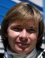 Tyrrell driver Didier Pironi during the 1978 Formula One World Championship