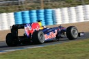 Daniel Ricciardo got off to a bad start by spinning the Red Bull