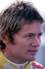 Marc Surer of Theodore,  1981 Formula One World Championship. 