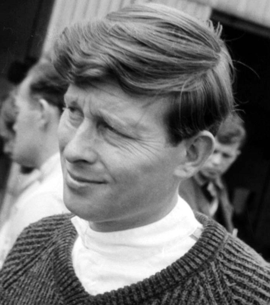 Former Formula One driver John Taylor