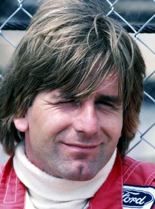 Manfred Winkelhock of ATS, 1982 Formula One World Championship.