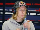 Brendon Hartley had a bad first day of testing for Toro Rosso but will return for day three