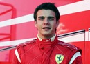 Jules Bianchi signed a contract with Ferrari after testing for the team