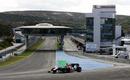 Jerez is always a popular venue for Formula One testing