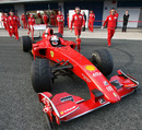 Ferrari tested three new drivers on the final day at Jerez