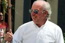 David Richards in the Abu Dhabi paddock