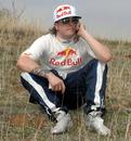 Kimi Raikkonen crashed out of Rally Mexico