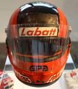 Gilles Villeneuve's helmet