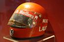 Niki Lauda's helmet