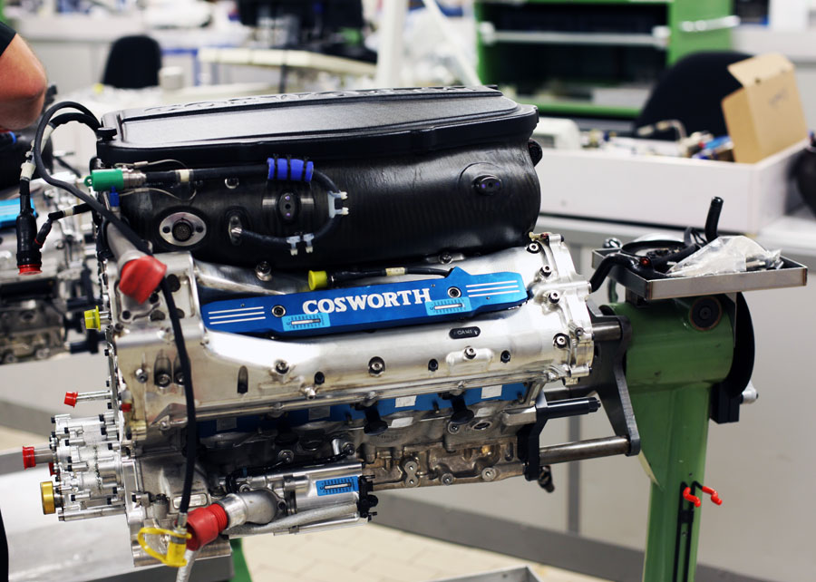 6544 - Cosworth in F1 for long-term