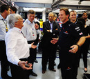 Bernie Ecclestone sizes up to Christian Horner