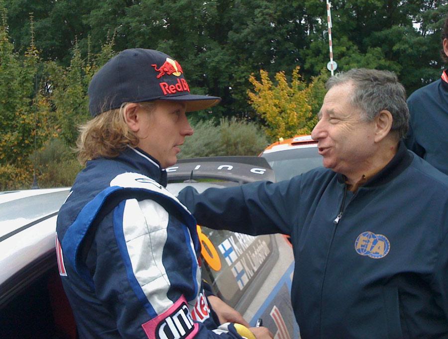 6794 - Raikkonen returns with Lotus Renault in 2012
