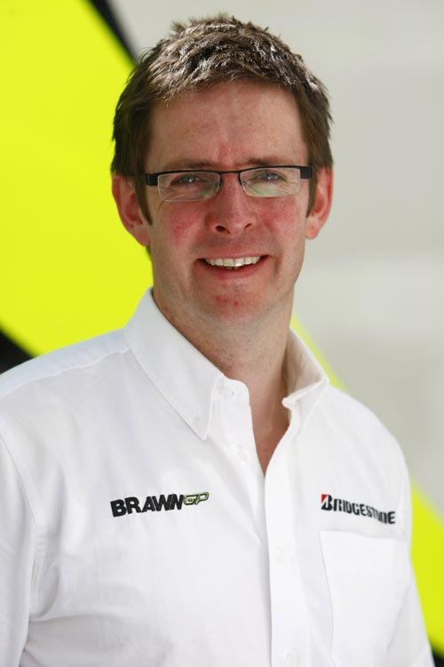 Andy Shovlin - Brawn GP