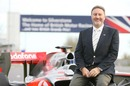 Silverstone circuit managing director, Richard Phillips