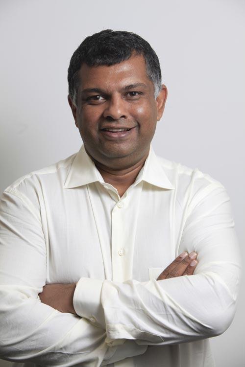 Lotus team principal Tony Fernandes