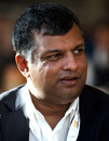 Tony Fernandes of Lotus at the motorsport business forum