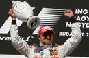 Heikki Kovalainen took his maiden victory in Hungary
