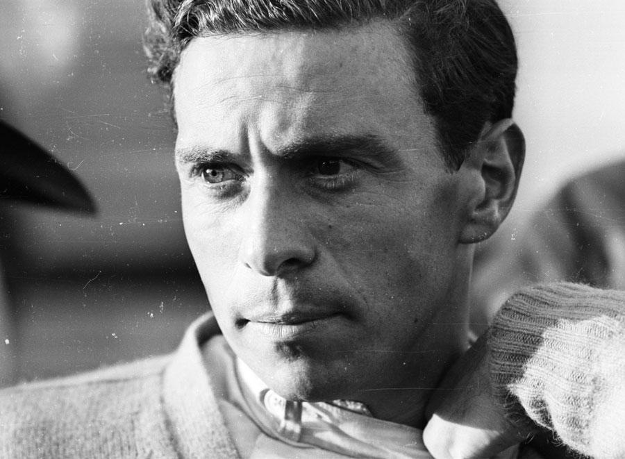 Lotus' Jim Clark