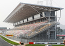 The main grandstand