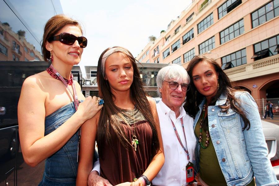 Bernie Ecclestone Daughter