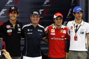 F1's four Brazilian drivers
