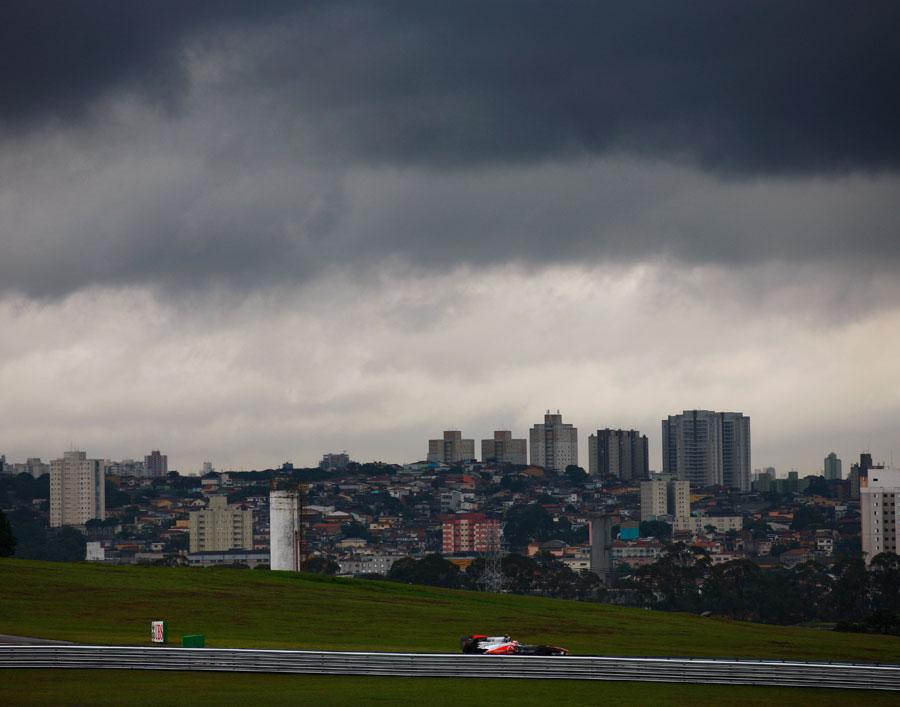 7480 - Button not fearful of Brazil return
