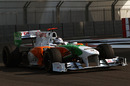 Adrian Sutil exits turn 19