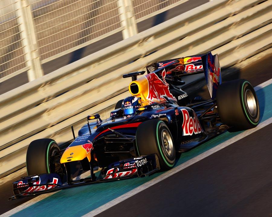 Daniel Ricciardo beat Sebastian Vettel's grand prix pole time