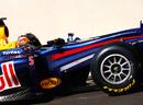 Sebastian Vettel gets Red Bull's Pirelli tyre testing underway