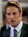 Jenson Button came second at the Sports Personality of the Year Award