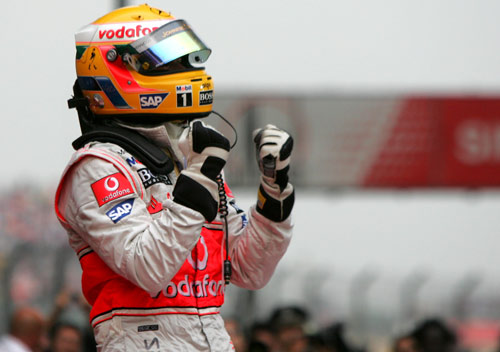 Lewis Hamilton's win in China was crucial for his championship