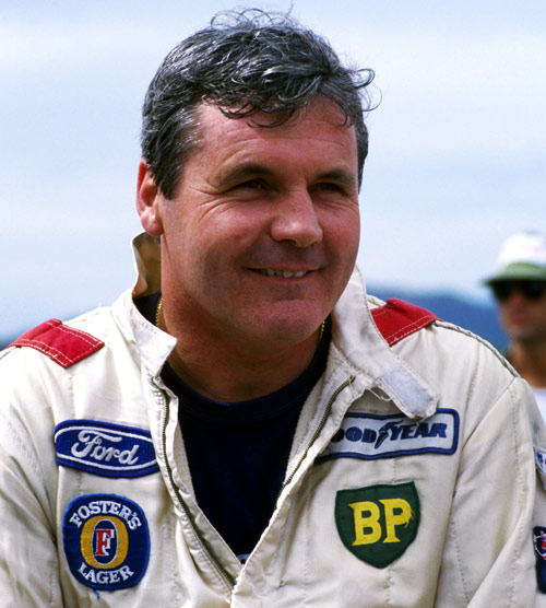 Alan Jones had an unsuccessful year with Beatrice in 1985