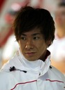 Kamui Kobayashi after a strong qualifying debut in Brazil