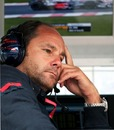 Gerhard Berger laments Toro Rosso's poor performance in practice
