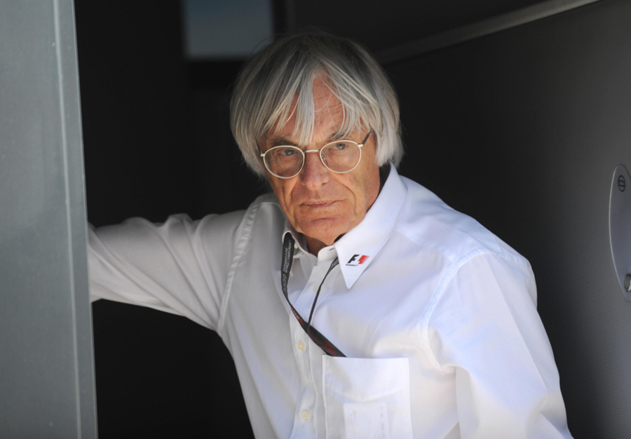 863 - 'Formula One is not for sale' - Ecclestone
